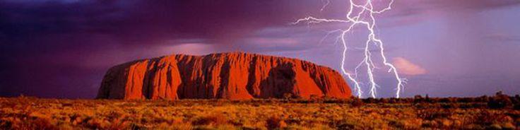 Uluru, The Rock