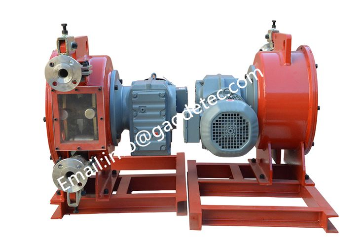 industrial rubber peristaltic pump