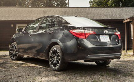 Toyota Corolla Reviews - Toyota Corolla Price, Photos, and Specs - Car and Driver