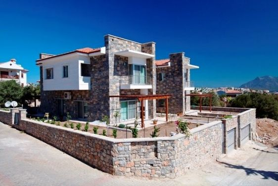 Stylish Stone 3 Bedroom Villa in Datca Turkey Datca Centre