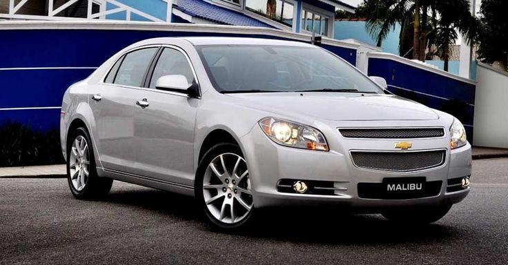 27/05 - Chevrolet convoca 1.946 unidades do sedã Malibu 2011 a 2013 por falha nos cintos de segurança