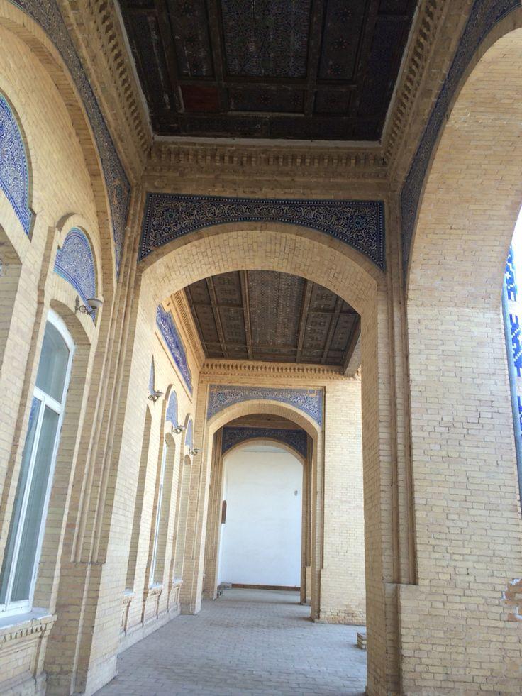 Toza Bog - summer residence of Khiva Khans