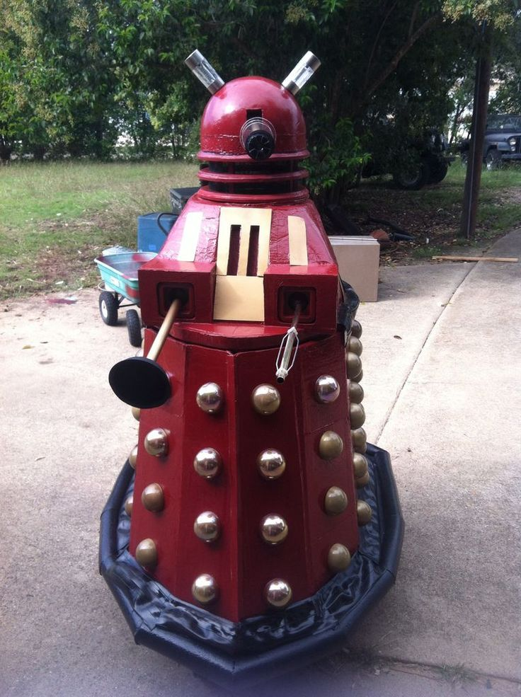 Best crap Dalek ever