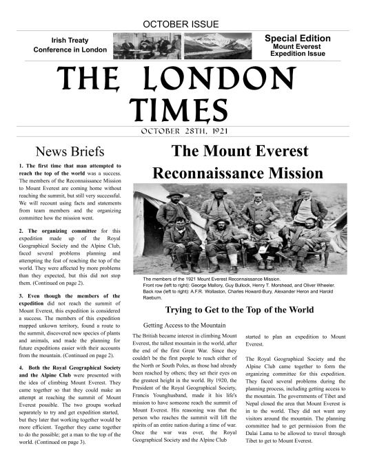 Best Fictitious Newspapers Images On   Newspaper