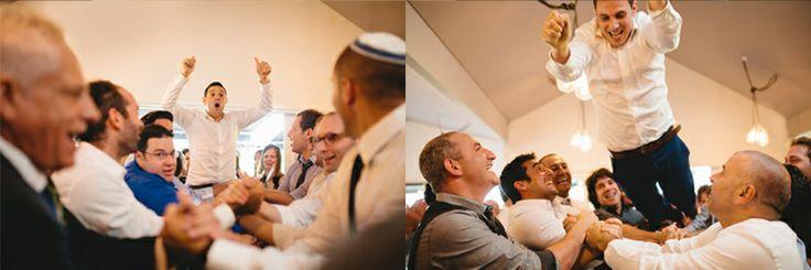 Jewish dancing  Jewish wedding