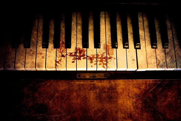 silent hill 1   Alguien se Acuerda del Puzzle del Piano en Silent hill 1 de PSX/PS1 ...