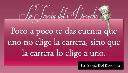 Derecho-Carrera