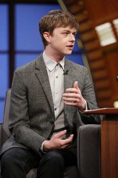 Dane Dehaan on Late Night with Seth Meyers.