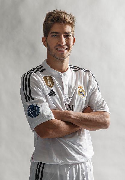 Lucas Silva, nuevo fichaje del Real Madrid procedente del Cruzeiro de Brasil