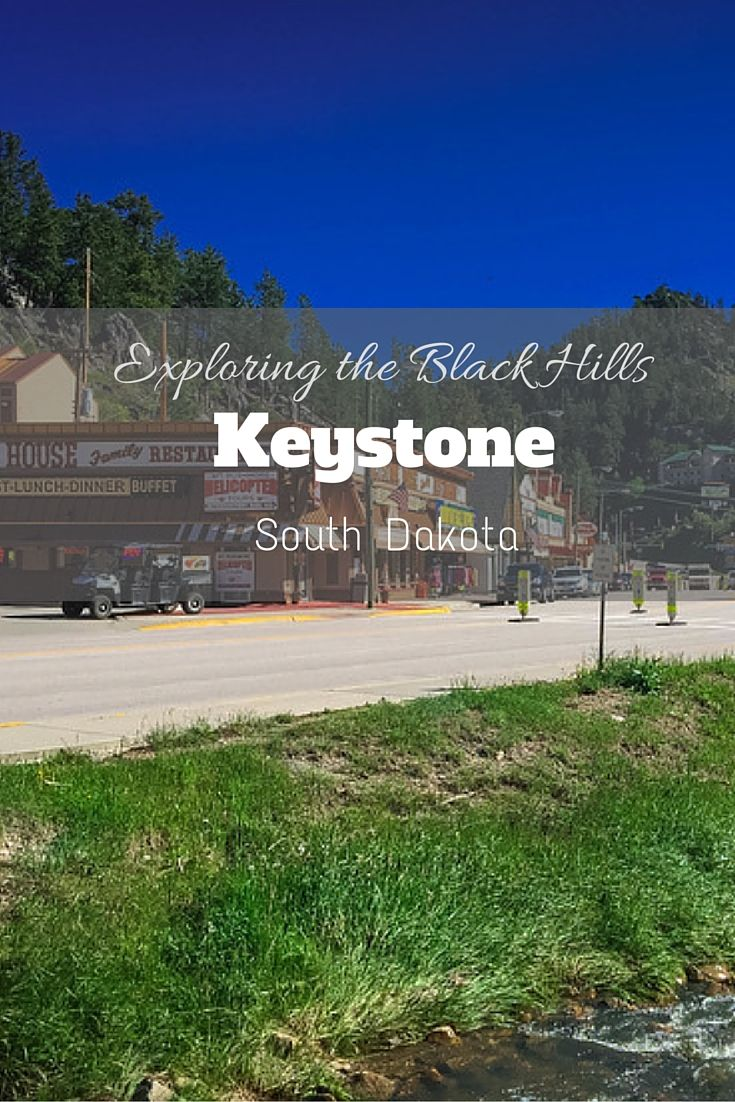As you drive into the heart of the Black Hills of South Dakota heading towards the main attraction in this region, Mount Rushmore, it's inevitable that you will stumble across another gem that you should take some time to explore. Keystone South Dakota is a quirky town set in a valley of the Black Hills but is a great place to get out and explore before experiencing Mount Rushmore.