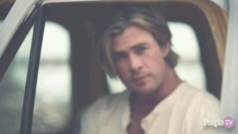 In conclusion: Chris Hemsworth is sexy. The sexiest man alive. Thank you, world. | 29 Reasons Chris Hemsworth Is Definitely The Sexiest Man Alive