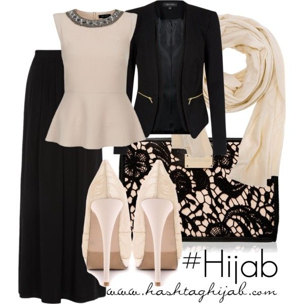 Hashtag Hijab Outfit #298, created by hashtaghijab on Polyvore