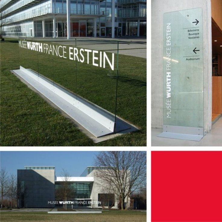 Exterior Signage Design Magnificent 50 Best Exterior Monument Signage Examples Images On Pinterest . Design Ideas