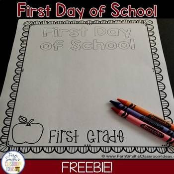 You students will love showing up on the first day of school and creating a self-portrait. You will love how happily engaged they are so you can meet those last few parents at the door. During the last week of school, they can complete the Last Day of School page to make a lovely keepsake for their families. Their families will love to see the years growth in the child's abilities. Pre-K, Kindergarten, First Grade, Second Grade, Third Grade, Fourth Grade and Fifth Grade are included, as well…