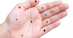 Aprieta estos puntos en la palma de tu mano antes de dormir y mira lo que sucede