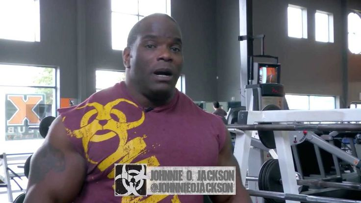 MUTANT in a MINUTE - Forearm Curls with IFBB Pro Johnnie Jackson