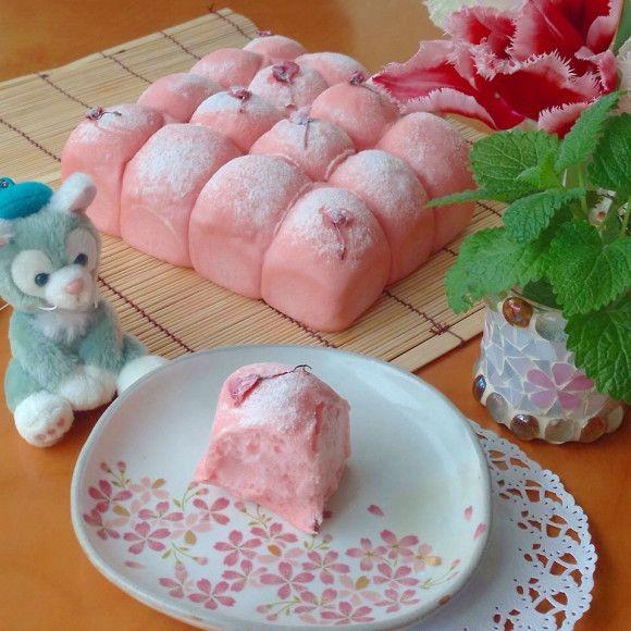 Sakura Bread