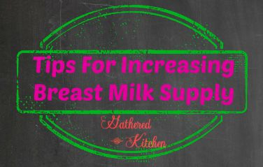 Breastfeeding - Tips To Increase Breast Milk Supply