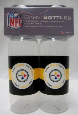 steelers merchandise pittsburgh steelers baby bottle - Pittsburgh Steelers Merchandise
