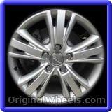 Audi Q7 2013 Wheels & Rims Hollander #58833 #Audi #Q7 #AudiQ7 #2013 #Wheels #Rims #Stock #Factory #Original #OEM #OE #Steel #Alloy #Used