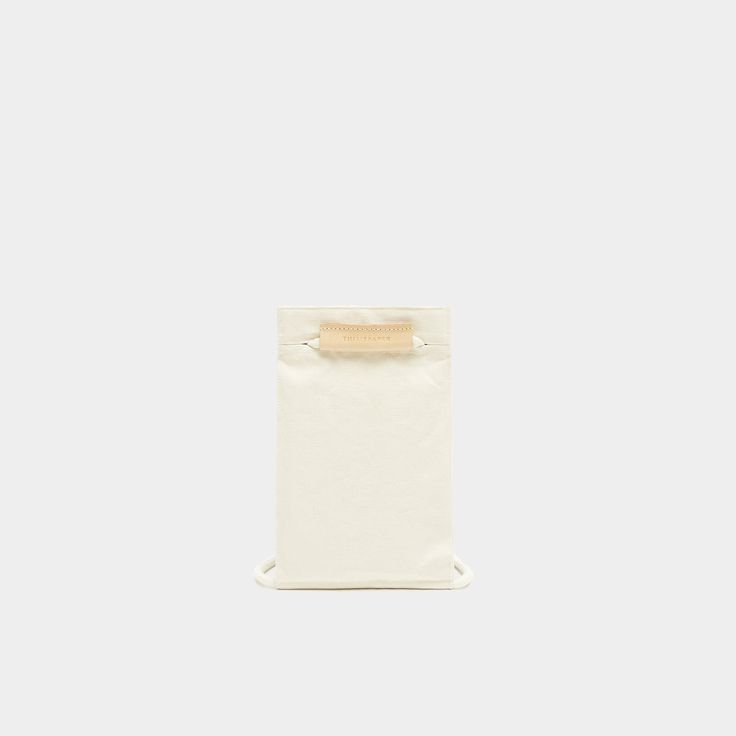 Pocket Bag Small Off White