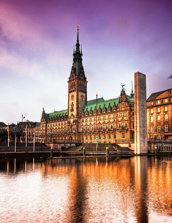 Been There...Done That...Hamburg, Germany.......We were in dry dock here when I worked for NCL.....Beautiful City...I remember the river tunnel & how each car was raised up to street level on an elevator....