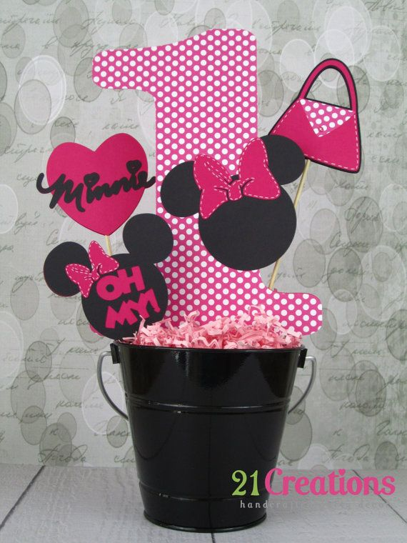 Best minnie mouse images on pinterest nd birthday
