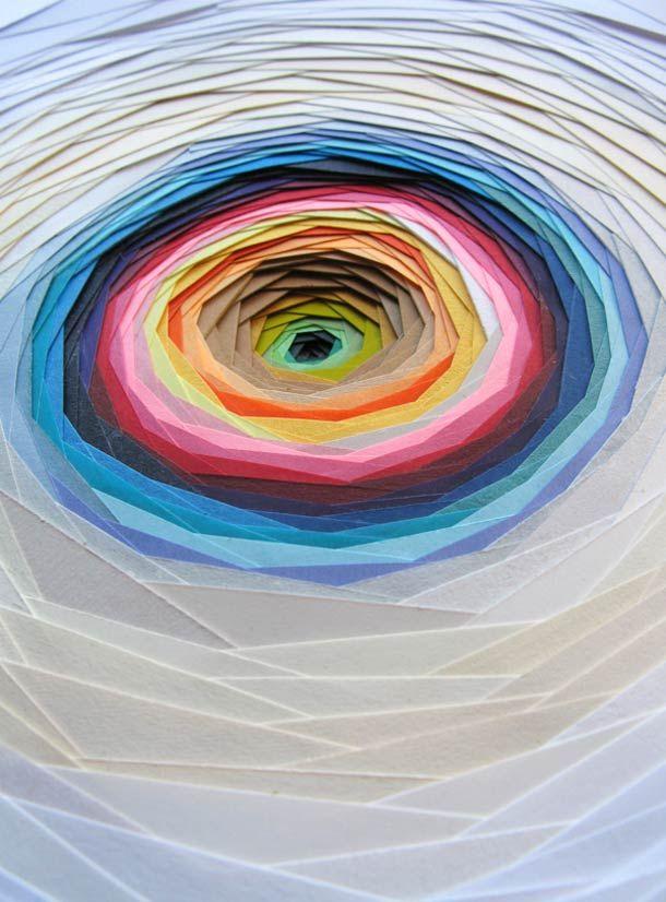Paper Spirales – 17 superbes créations de Maud Vantours (image)