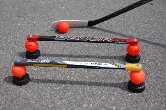 Reustix Street Hockey Trixstick by Reustix on Etsy