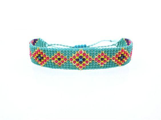 bracelet-boheme-turquoise-2017