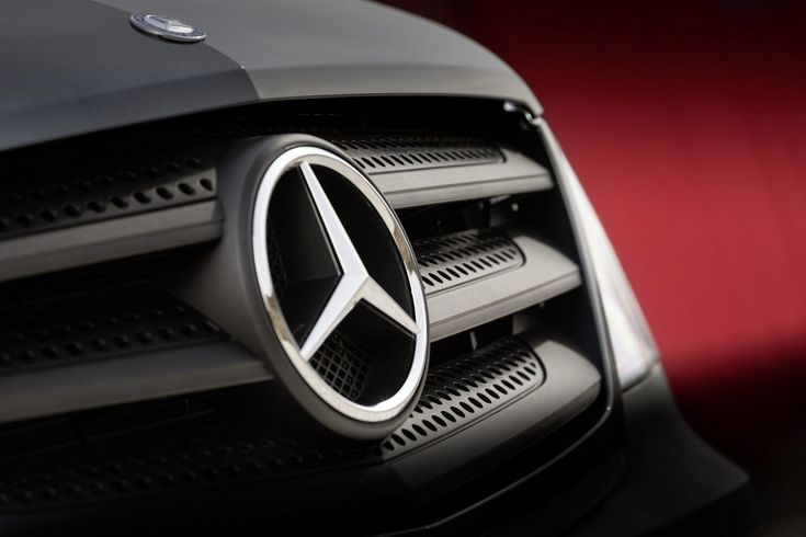 Image for photo HD logo mercedes benz