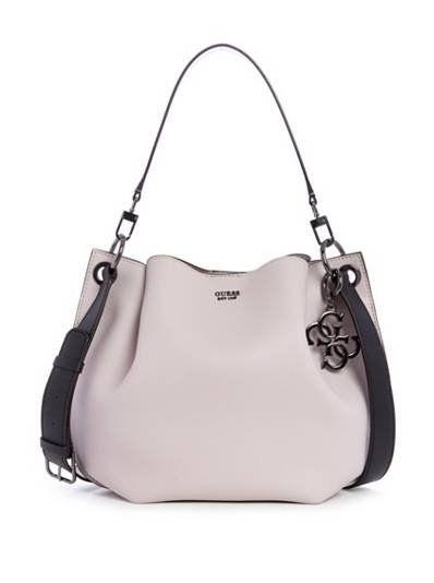 83a2570bed Digital Color-Block Hobo Bag