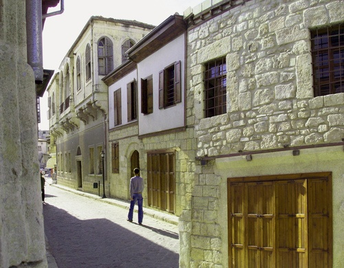 Homes in Tarsus (Turkey), where St Paul was born and Anthony and Cleopatra met