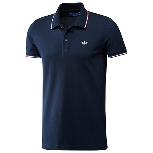 adidas Tip Polo Shirt