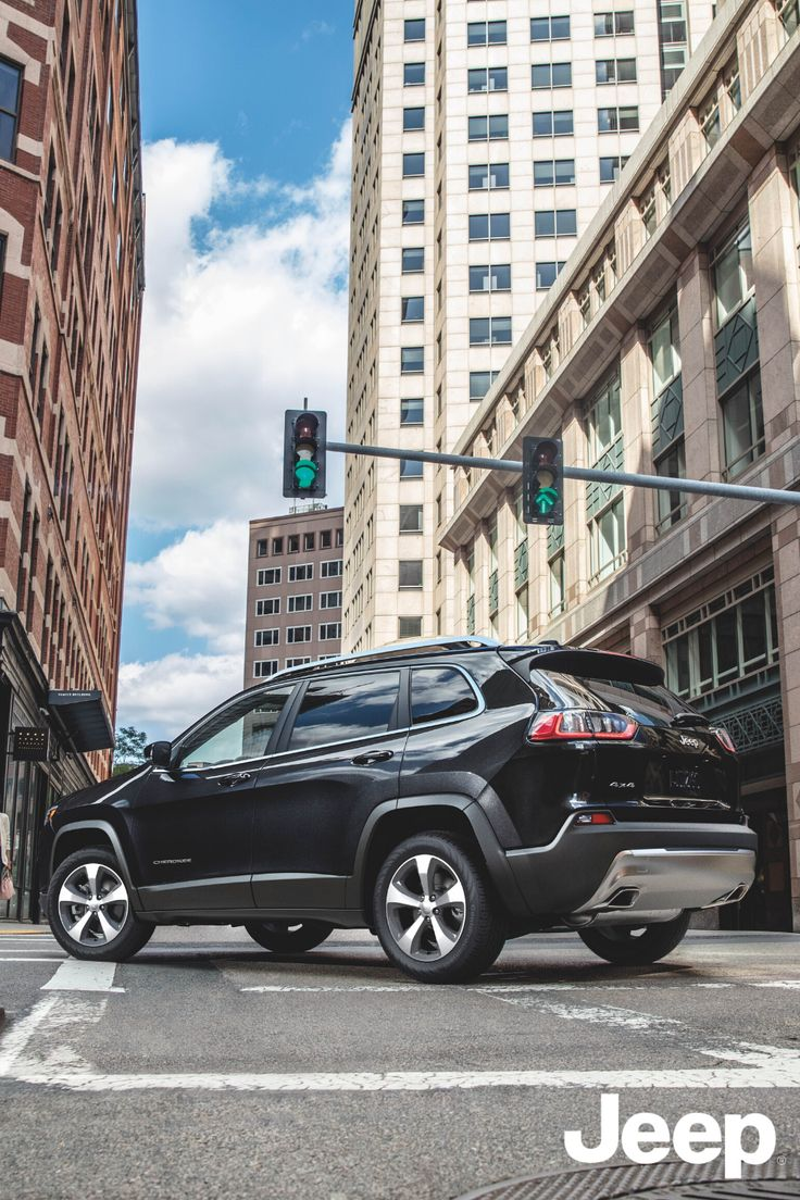 Advanced Safety. in 2020 Jeep canada, Jeep cherokee, Mid