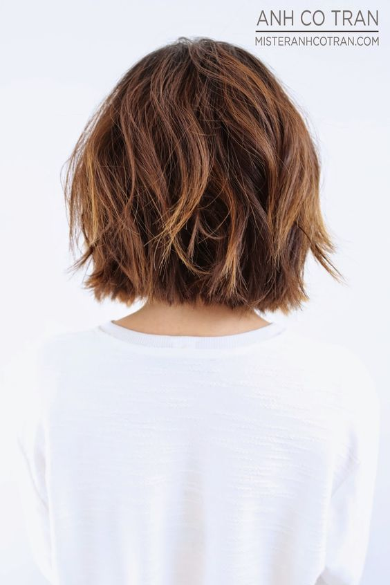 short hair, love the cut: