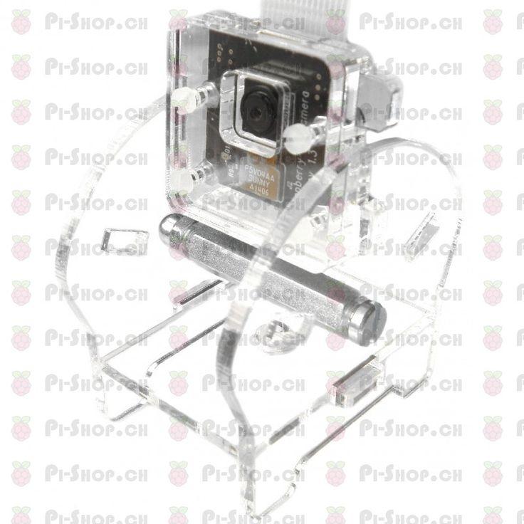 Variable Raspberry Pi Kamera Halterung
