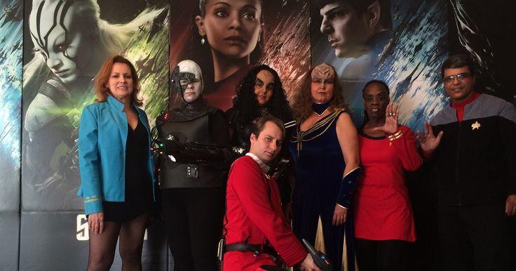Fãs de 'Star Trek' se reúnem em SP para celebrar 50 anos do 1º episódio