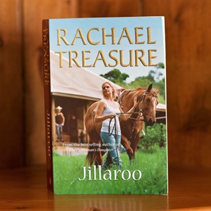 Jillaroo - Rachael Treasure...A great Tasmanian author - her first book, and for me the book that started my love of Aussie 'cowgirl' fiction.