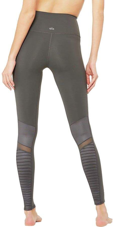 6bc5a7c0d0 Alo Yoga High-Waist Moto Legging - Women's | workout | Women's ...