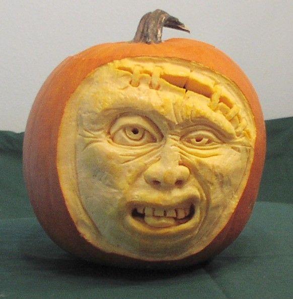 Best funny pumpkin carvings ideas on pinterest