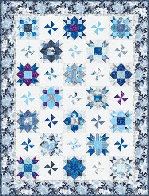 Second Wind Designer Pattern: Robert Kaufman Fabric Company
