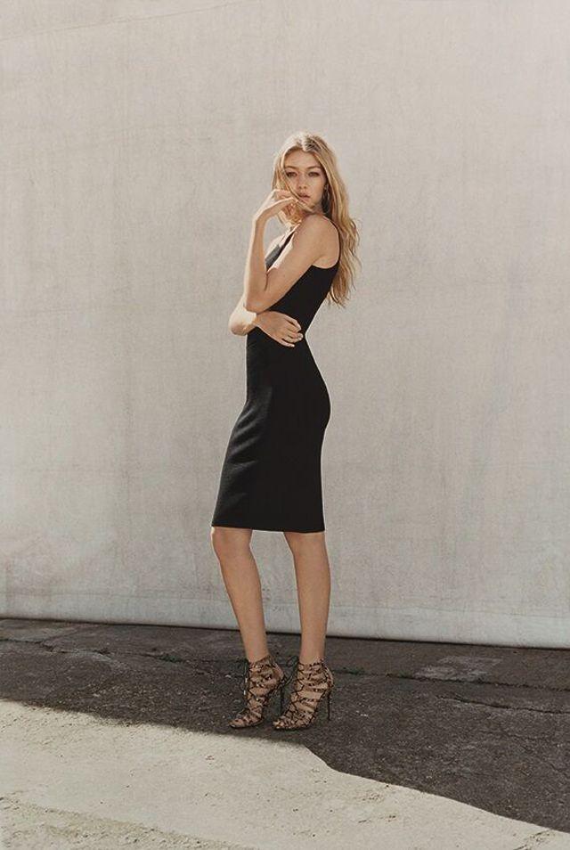 Gigi Hadid : nouvelle égérie TOPSHOP   Glamour