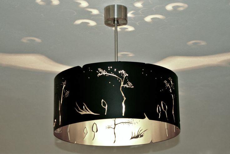 LAMPA nowoczesna niezwykly design WIND - Archerlamps - Lampy wiszące