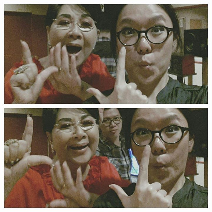 Happy 77th birthday, Eyang Titiek Puspa! Long live, stay young, you're the star! (November 1, 1973-2014)