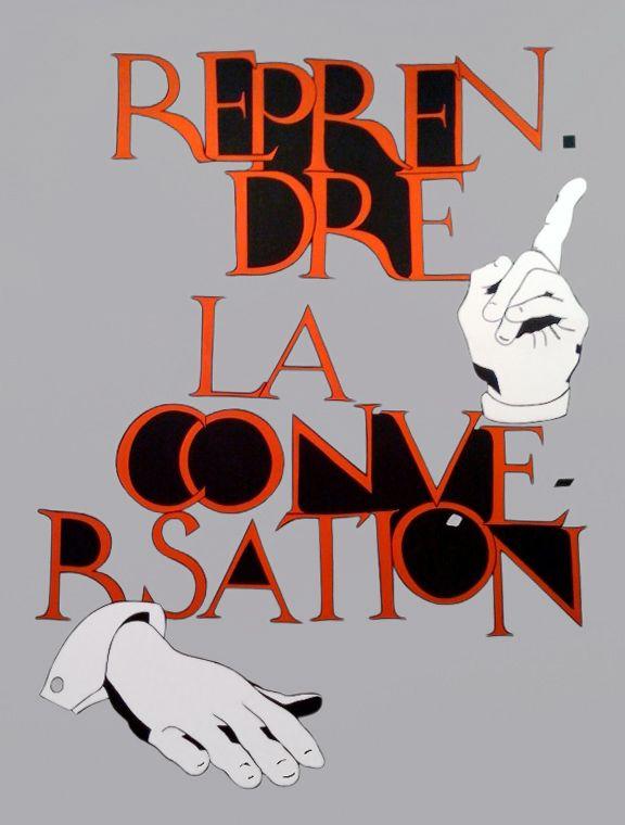 Jean-Michel Alberola - Reprendre La Conversation (2010)