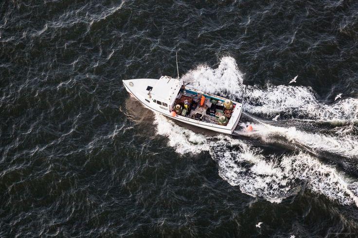 Fishing Boat, Charlottetown PEI