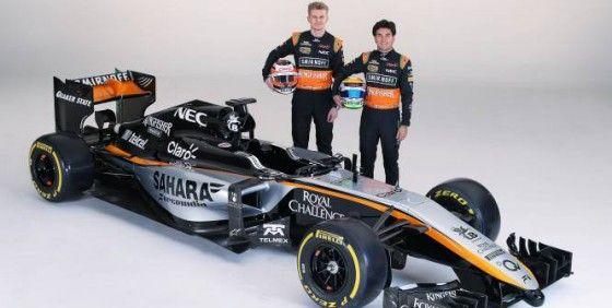 Présentation Formule 1 2015 : Force India