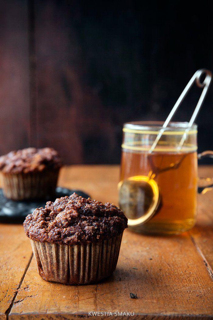 Bezglutenowe muffiny dyniowe