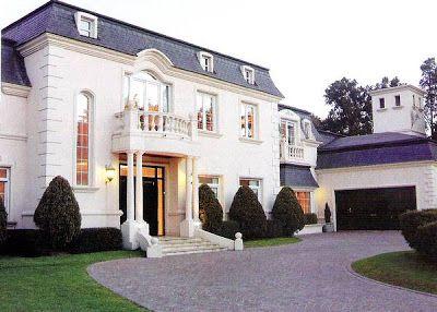 207 best images about casas de country on pinterest - Casas estilo frances ...